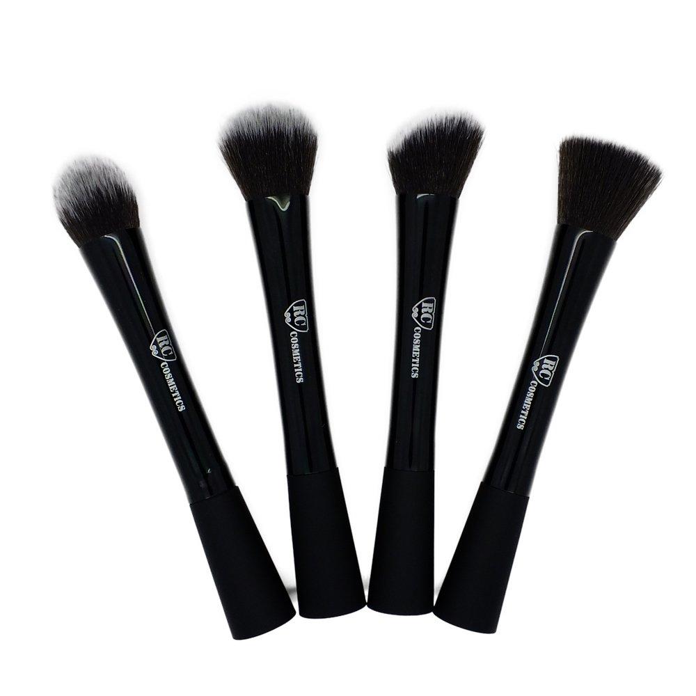 Premium Black Kabuki Brush Set From Royal Care Cosmetics