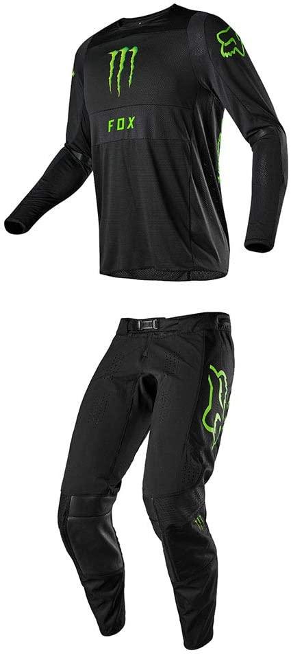Fox Racing 360 Monster/Pc Jersey/Pants Set-(M/30)
