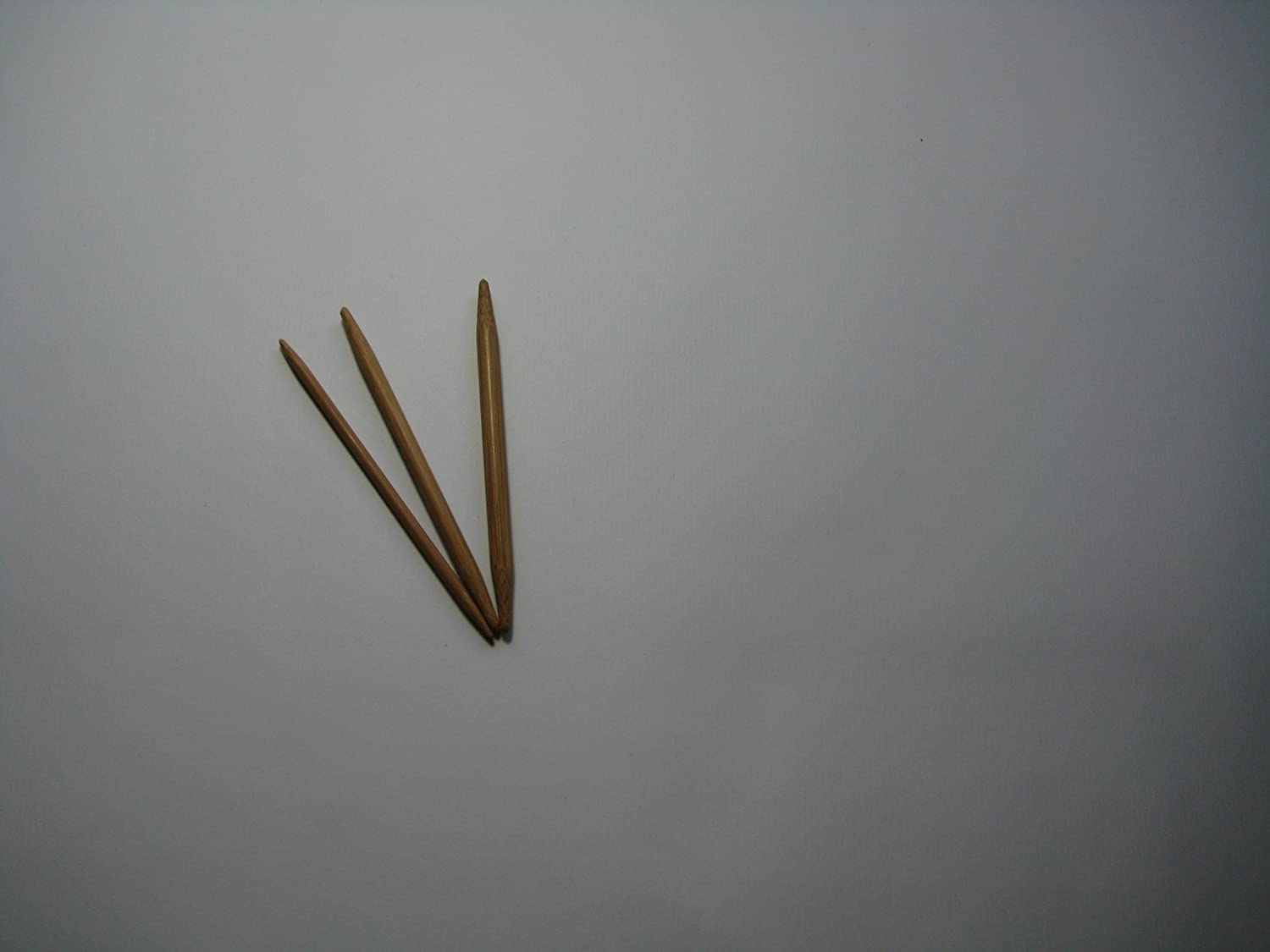 Set of 3 Cable stitch Needles Bamboo BrilliantKnitting (BR brand)