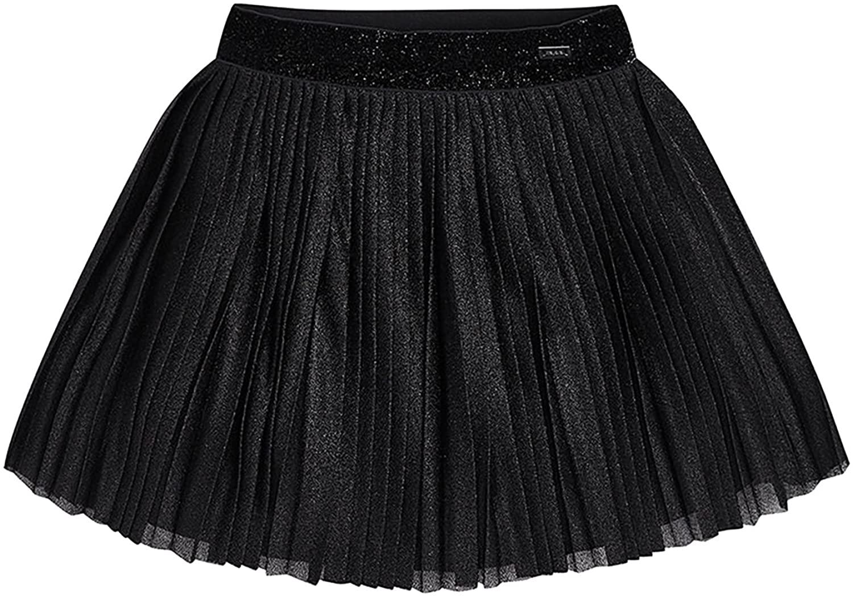 Mayoral - Pleaded Skirt for Girls - 4912, Black