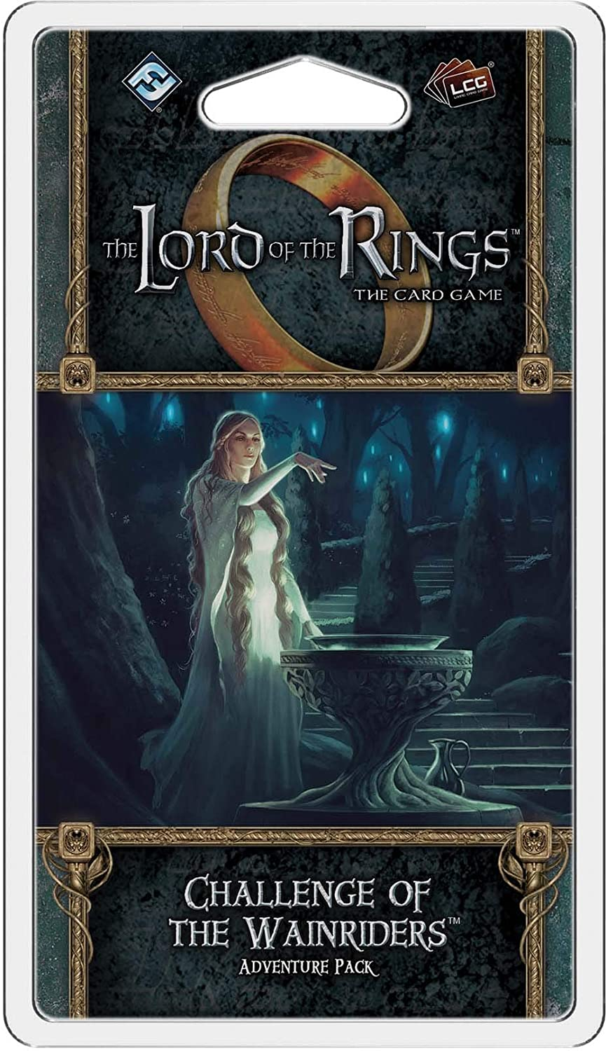 Fantasy Flight Games LOTR LCG: Challenge of The Wainriders Ad