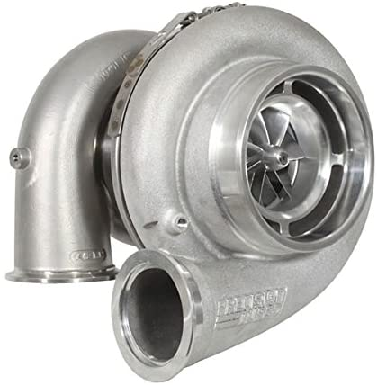Precision Turbo GEN2 Pro Mod 102 CEA Turbocharger (2,250 HP), Ball Bearing - T5, V-Band Discharge (1.40 A/R)