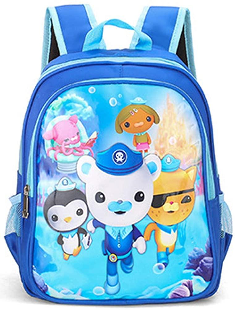 Inspired Octonauts Backpack 14