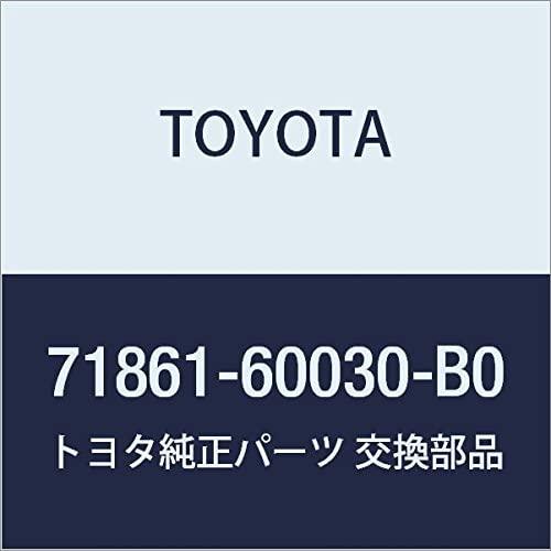 TOYOTA Genuine 71861-60030-B0 Seat Cushion Shield
