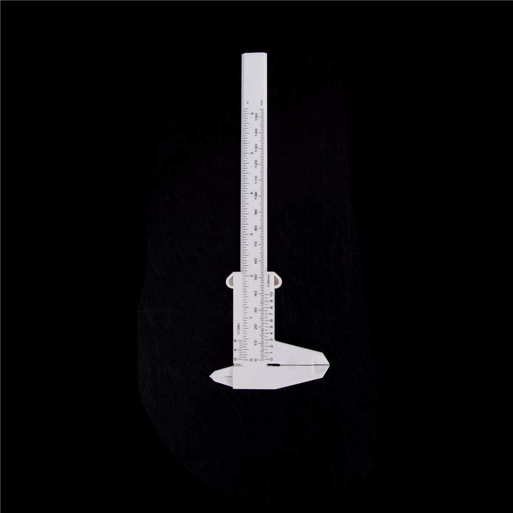 ASDMRQ Vernier Calipers with Double Scales