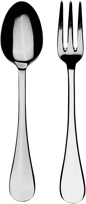 Serving Set (Fork and Spoon) BRESCIA