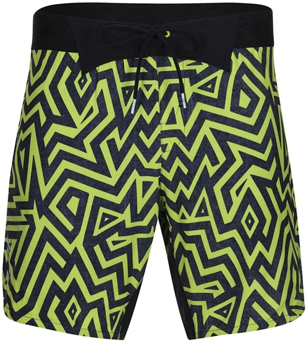 Zoot Sports Mens 8 2 in 1 Board Shorts