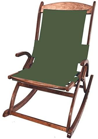 Music City Rocker - Rocking Chair (Olive Green)