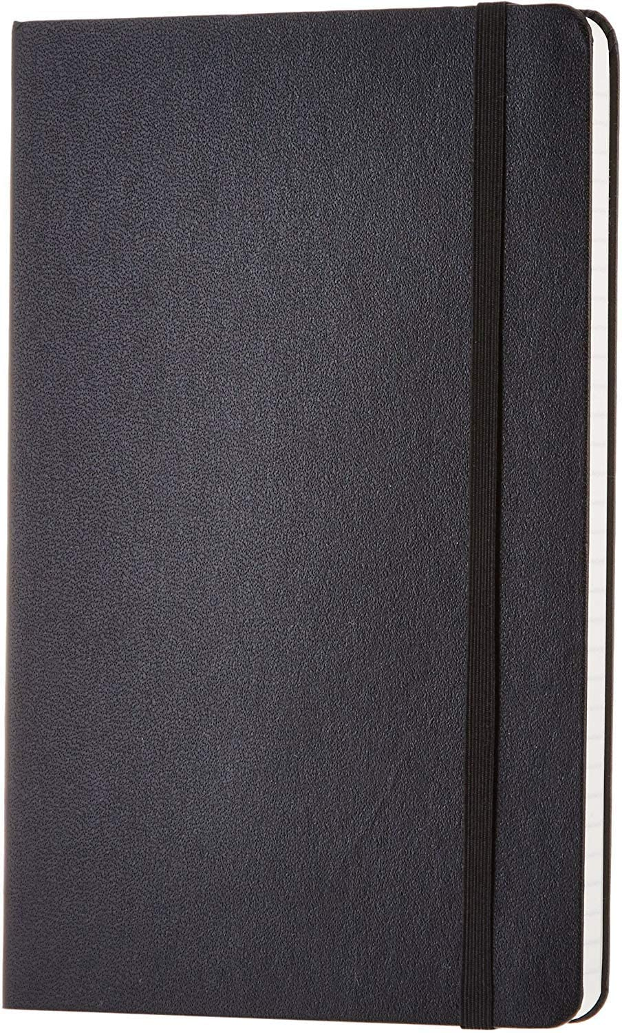 DHgateBasics Classic Lined Notebook, 240 Pages, Hardcover - Ruled