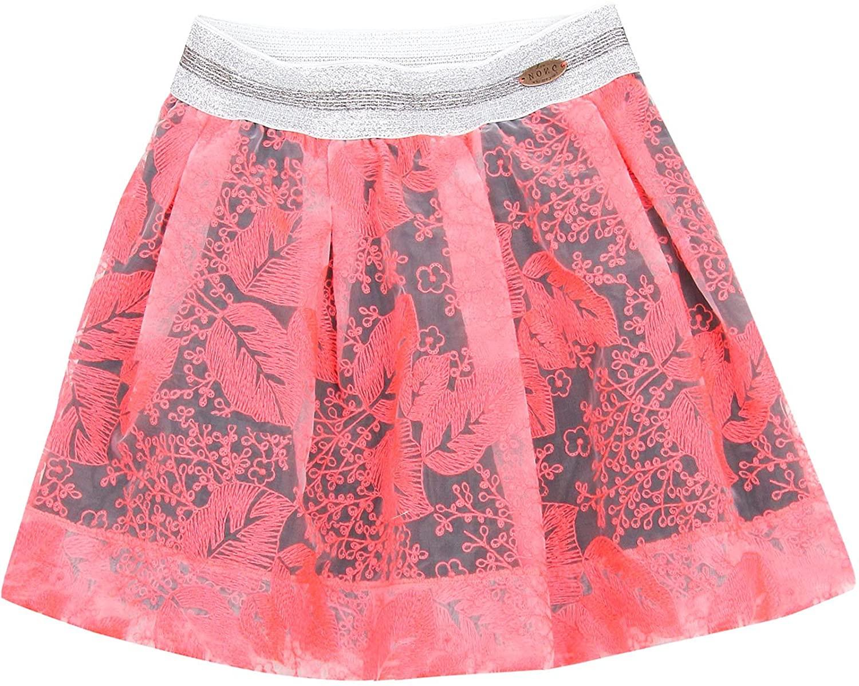 no!no! NONO Girl's Embroidered Organza Skirt, Sizes 4-16