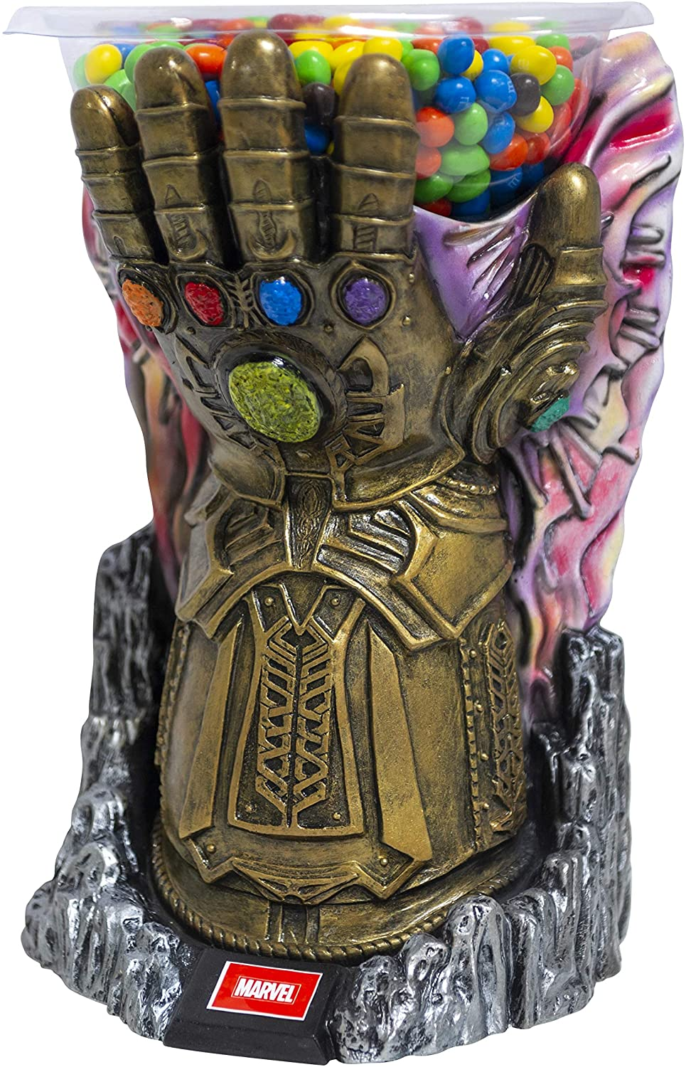 Marvel: Avengers Endgame Infinity Gauntlet Small Candy Bowl Holder