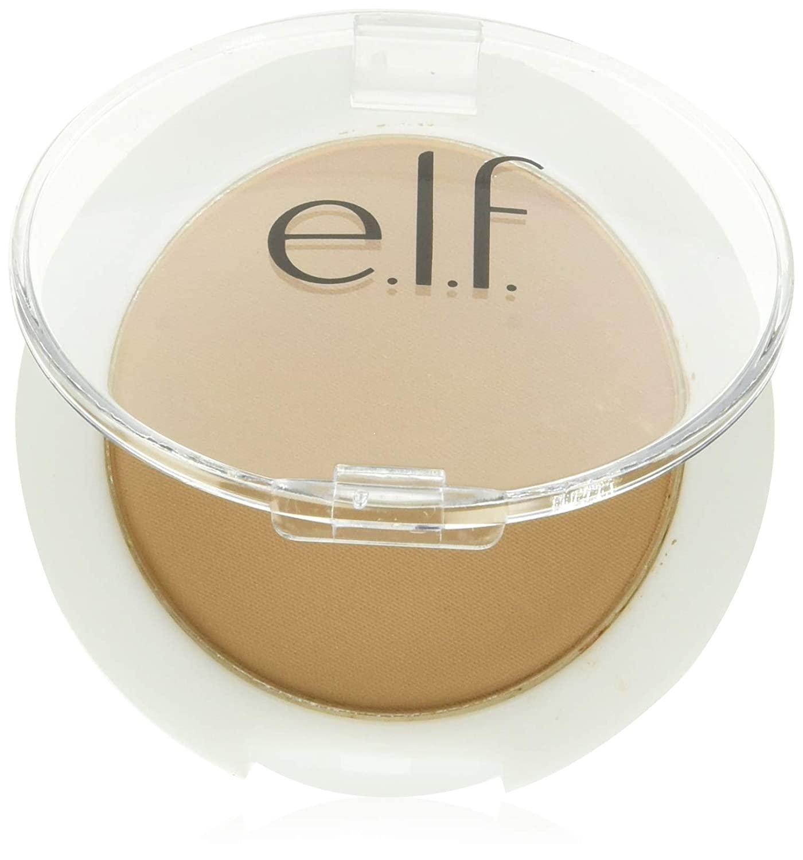 e.l.f. Flawless Face Powder, Light Beige, 0.18 Ounce