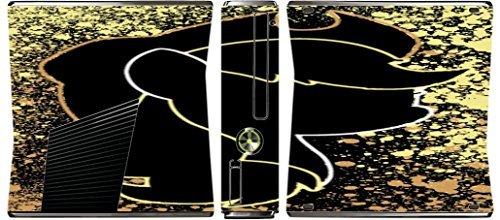 > > Decal Sticker < < Cute Pony Silhouette Design Print Image Xbox 360 Slim (2010) Vinyl Decal Sticker Skin by Trendy Accessories by Trendy Accessories