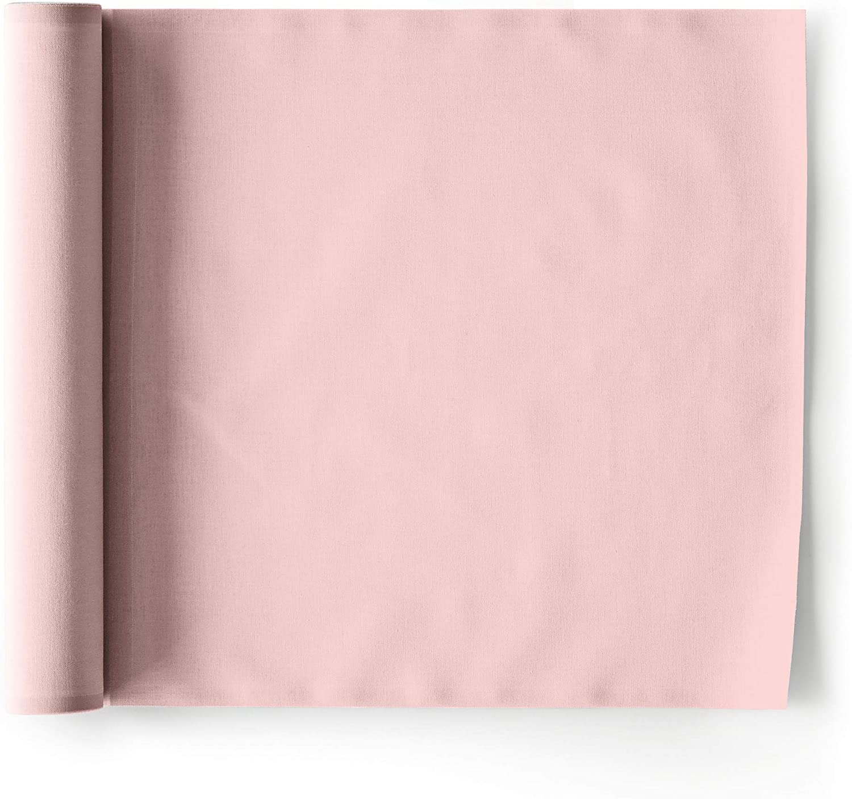 MY DRAP Dinner Napkins, Washable and Reusable Cloth Napkins (12 Napkins, Pink)