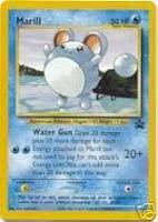 Pokemon Black Star Marill #29 Promo Card [Toy]
