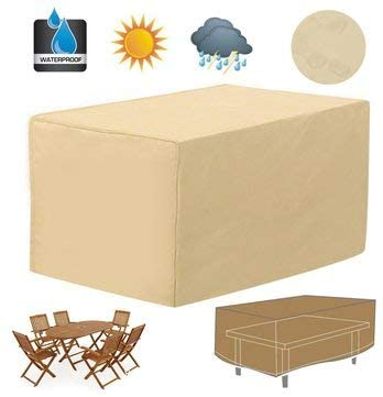 Office & School Supplies Office Equipment - Rectangular Patio Coffee Side Table Cover 48