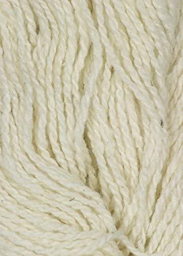 Elsebeth Lavold Silky Wool (01 - Chalk)