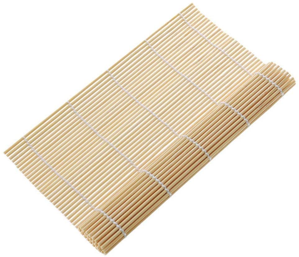 Taste Now! Sushi Roller Bamboo Material California Roll 9.5 inch Square S-1573