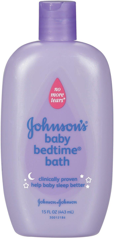 Johnson's Baby Bedtime Bath - 15 oz