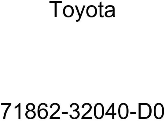 TOYOTA Genuine 71862-32040-D0 Seat Cushion Shield
