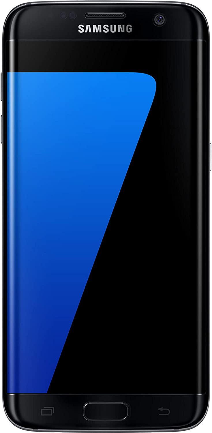 Samsung Galaxy S7 Edge G935FD 32GB Unlocked GSM 4G LTE Quad-Core Android Phone w/ 12MP Camera - Black