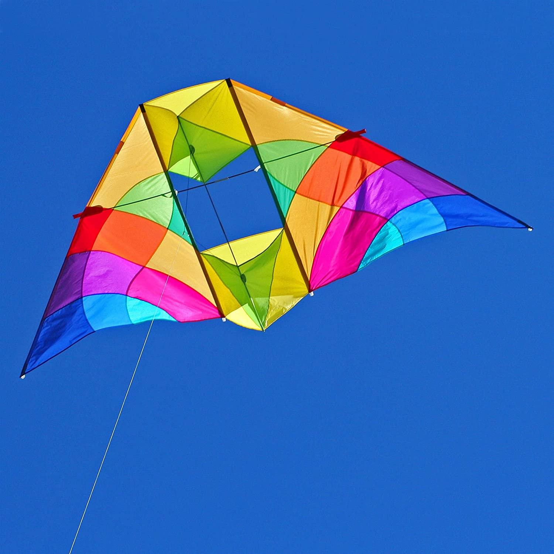 Into The Wind Alpine Delta Conyne Kite