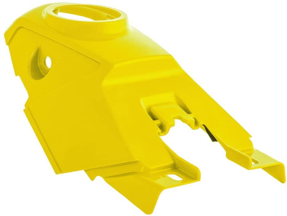 Acerbis Tank Cover 02 Yellow - Fits: Suzuki RMZ450 2018