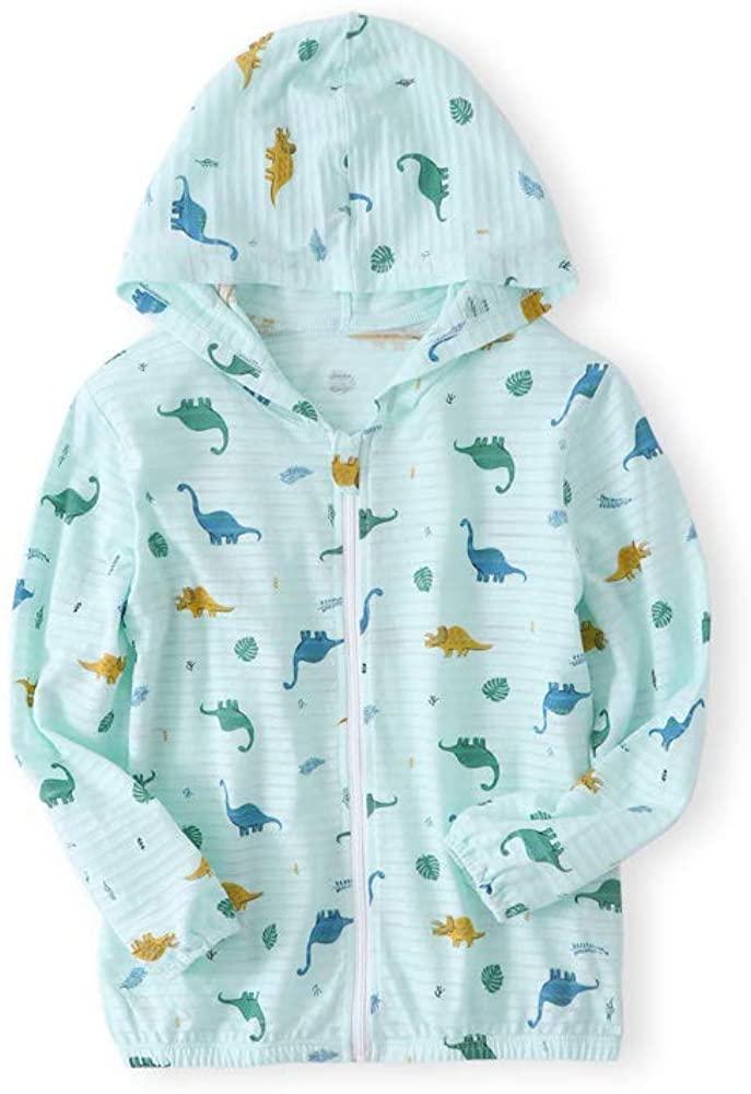 Boys Summer Coat Kids Baby Toddlers Hoodies Jacket Children Clothing Beach Sun Protection Sweatshirts