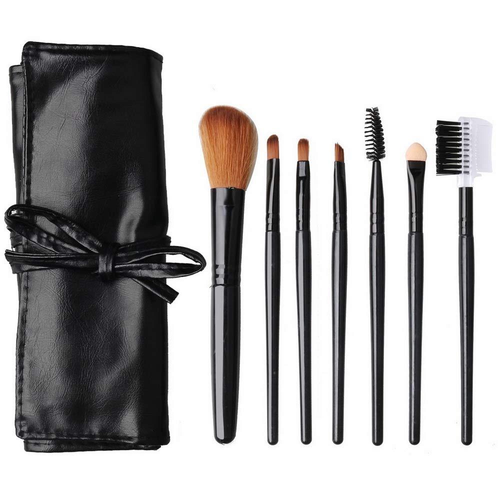 Make-up Brushes, ZHIYE Makeup Brush Set Professional Cosmetic Kit with Foundation Brush Powder Brush Eye Brush 7Pcs