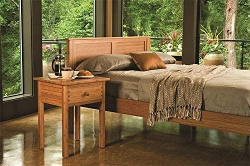 Greenington Hosta Bamboo Bedroom Set (California, Caramelized)