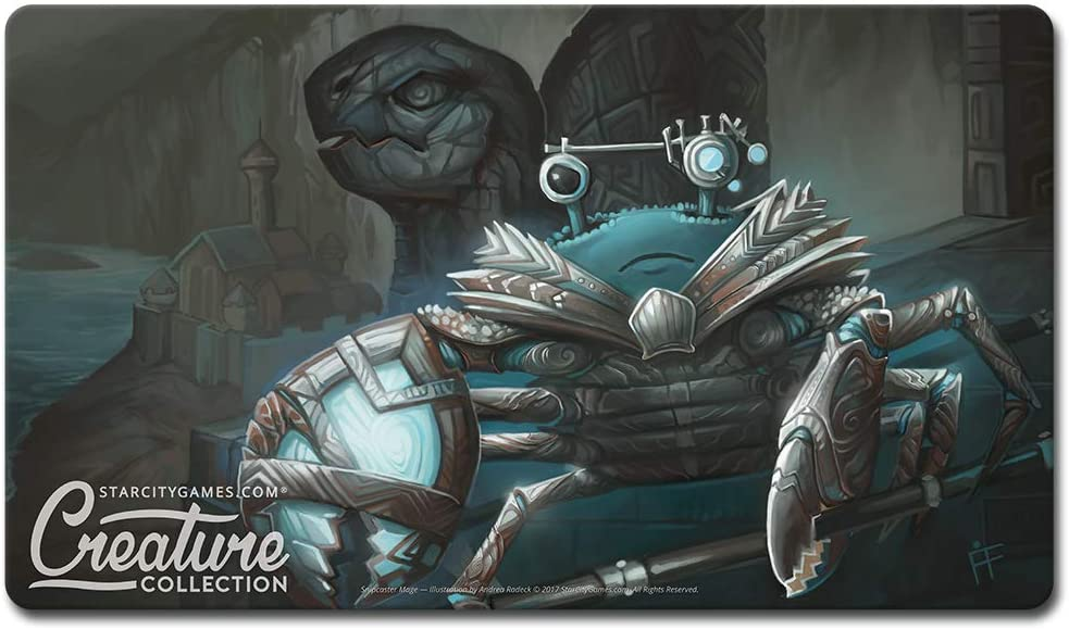 Star City Games Creature Collection Playmat: Snipcaster Mage
