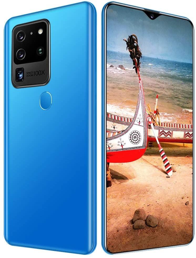 HELIn Mobile Phone-S30U Plus 4800mAh Battery Unlock Cell Phone Ultra Wide Macro Quad Camera, 6.8