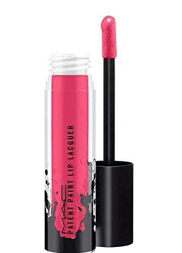 M.A.C. Patent Paint Lip Lacquer PVC Ya Later ~ mid-tone pink