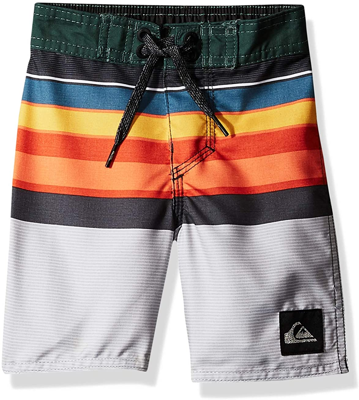 Quiksilver Boys' Little Everyday Swell Vision 14 Boardshorts Swim Trunk