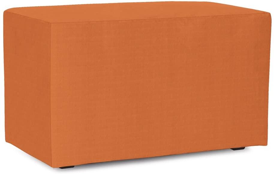 Howard Elliott Universal Bench With Slipcover, Seascape Canyon