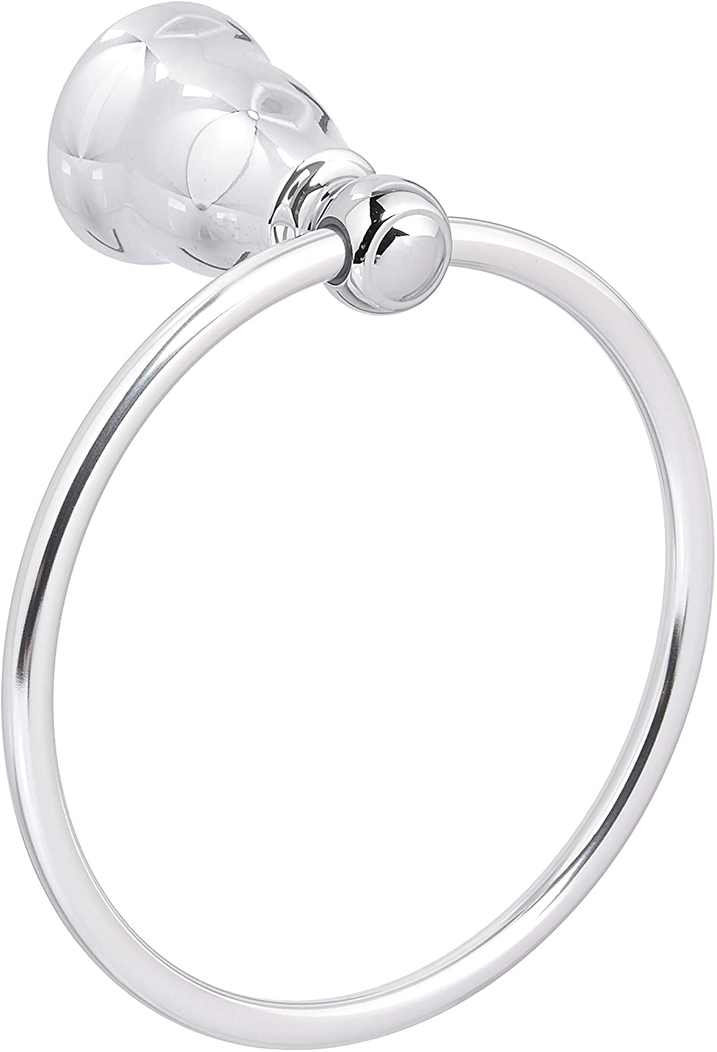 Moen/Faucets YB1086CH Traditional Chrome towel ring