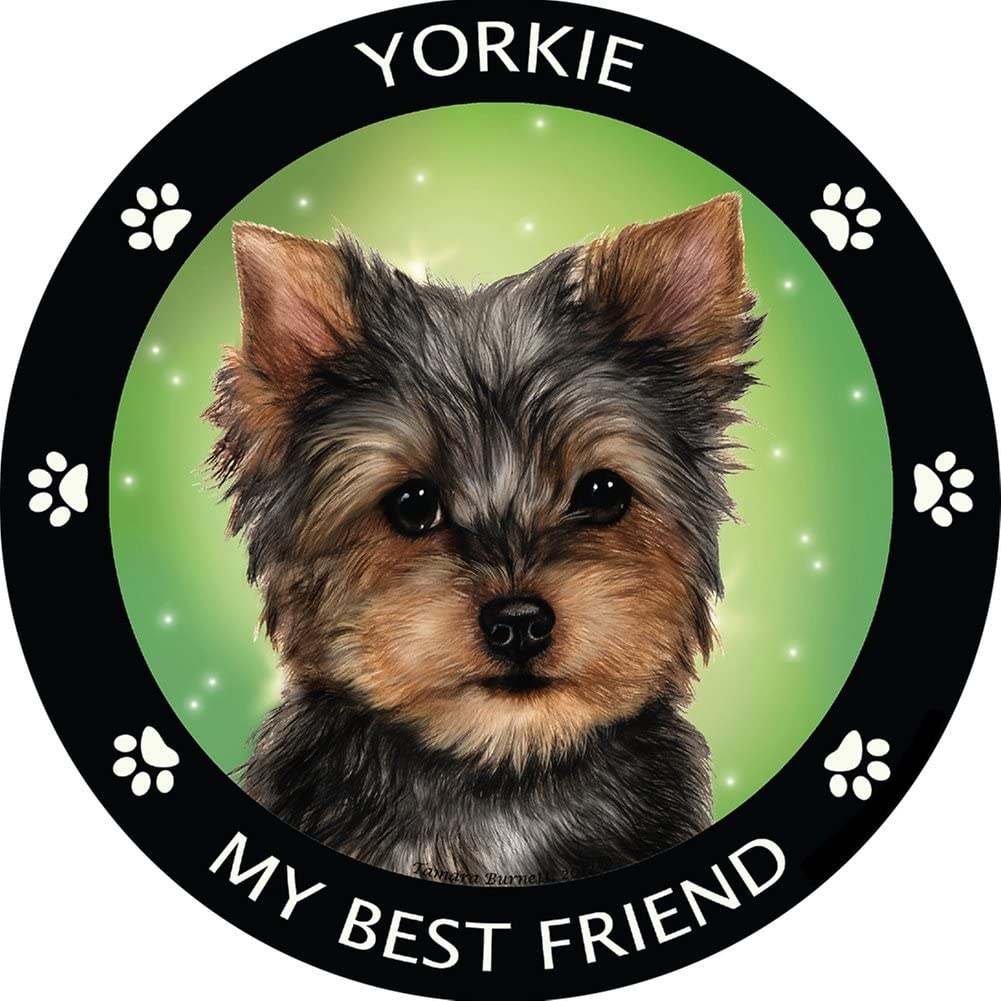 Choose Your Dog Breed Best Friend Circle Car Truck Refrigerator Magnets
