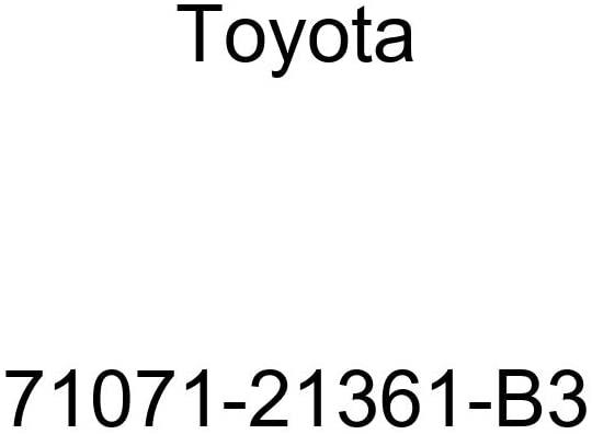 TOYOTA Genuine 71071-21361-B3 Seat Cushion Cover