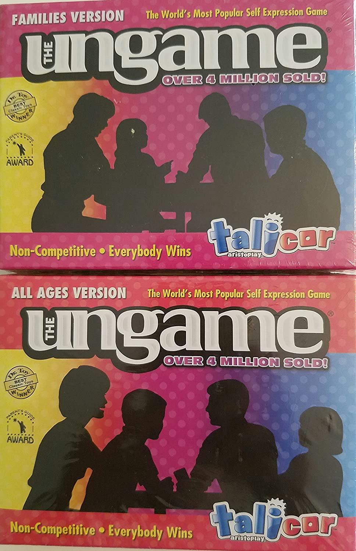 Pocket Ungame - All Ages Version & Pocket Ungame Families Version