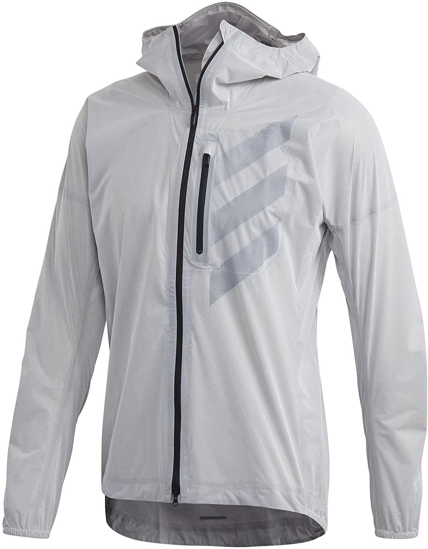 adidas Terrex Agravic Waterproof Jacket - AW20 - XX Large - Grey