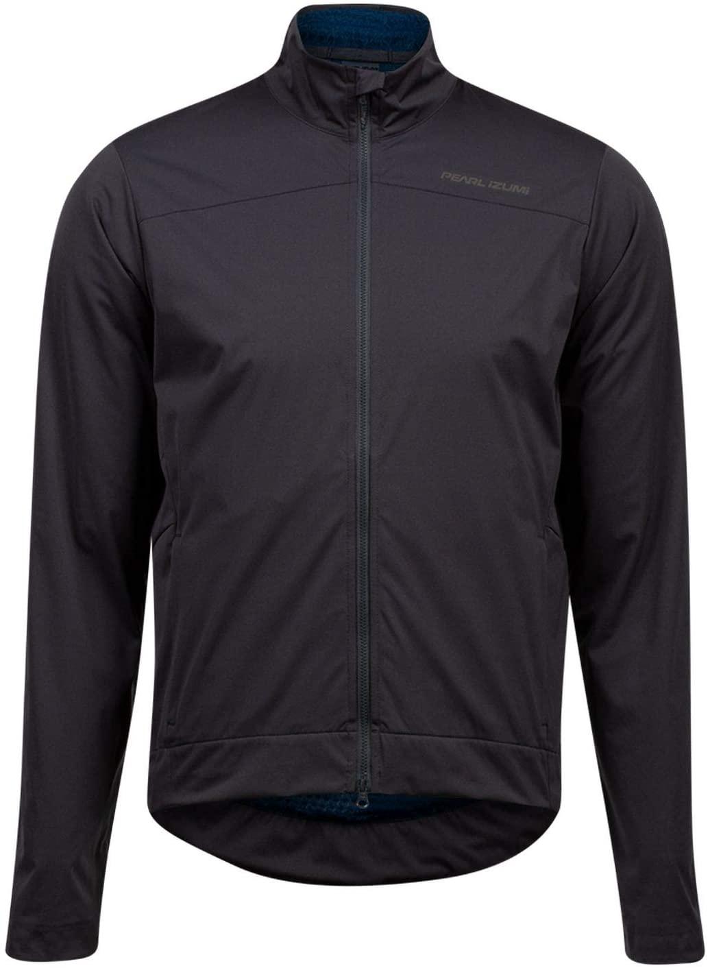 PEARL IZUMI Men's PRO Insulated Jacket, Phantom/Twilight, Large
