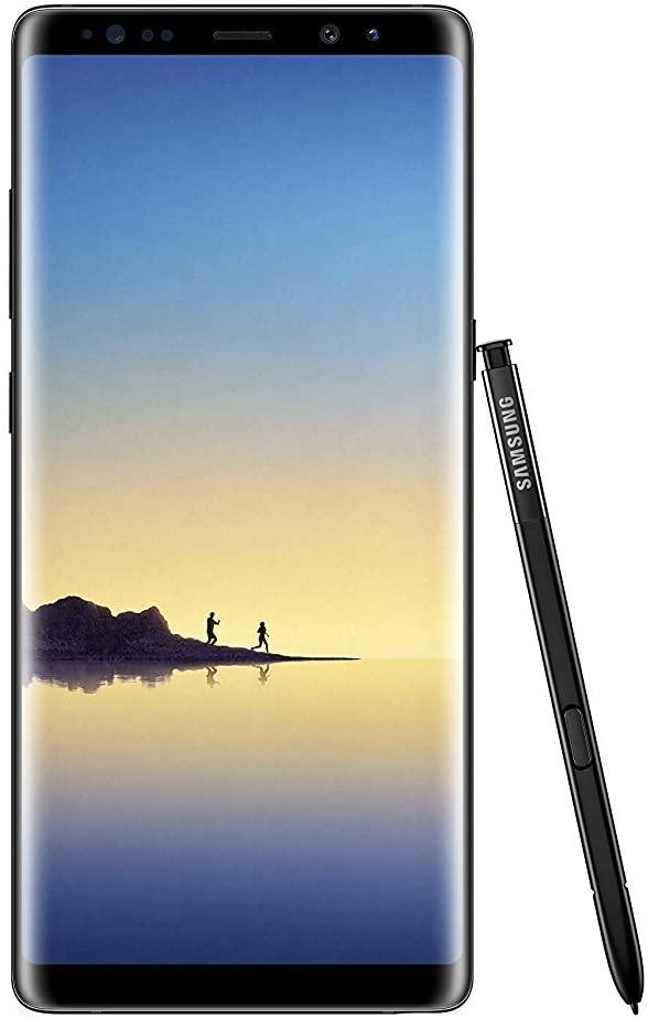 Samsung Galaxy Note 8 64GB Verizon + GSM Unlocked (Midnight Black)