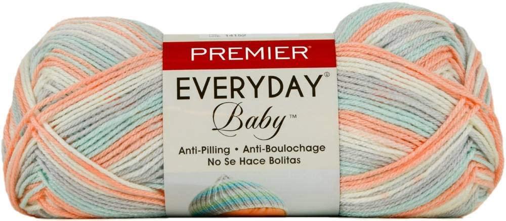 Premier Yarns Everyday Baby Multi Yarn-Just Peachy
