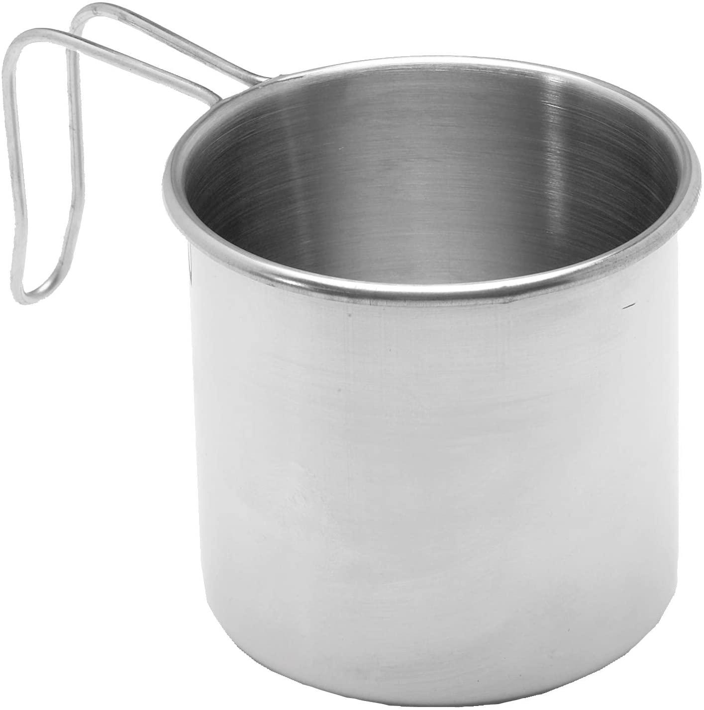 Texsport Stainless Steel 16 Oz. Coffee Cup Mug