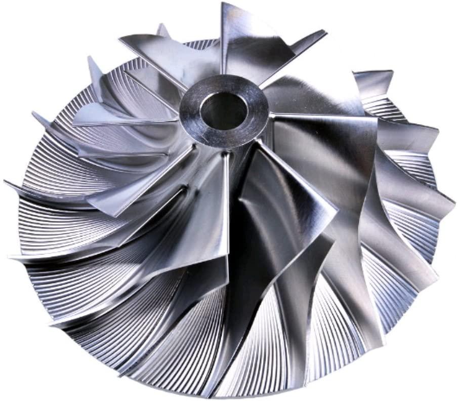 Kinugawa Turbo Billet Compressor Wheel For KTR110 Komatsu (80.05/109 mm) 9+9 Reversed