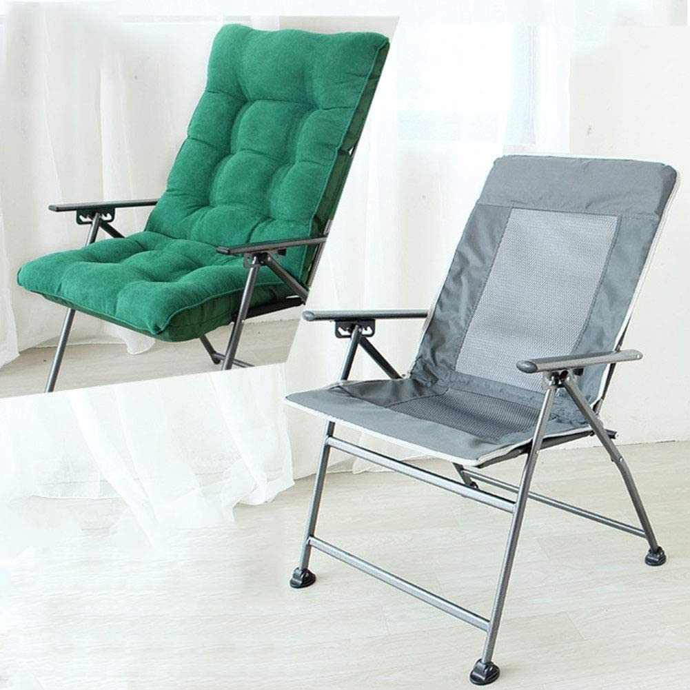 OLLOLCCY Beach Folding Lounge Chair Zero Gravity Chair,Portable Camping Chaise Lounge Chair,Patio Lounge Chair Outdoor Patio Yard Beach L