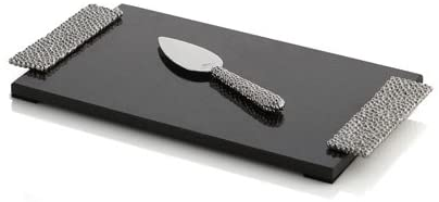 Michael Aram New Molten Cheeseboard with Knife