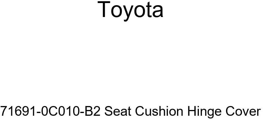 TOYOTA Genuine 71691-0C010-B2 Seat Cushion Hinge Cover