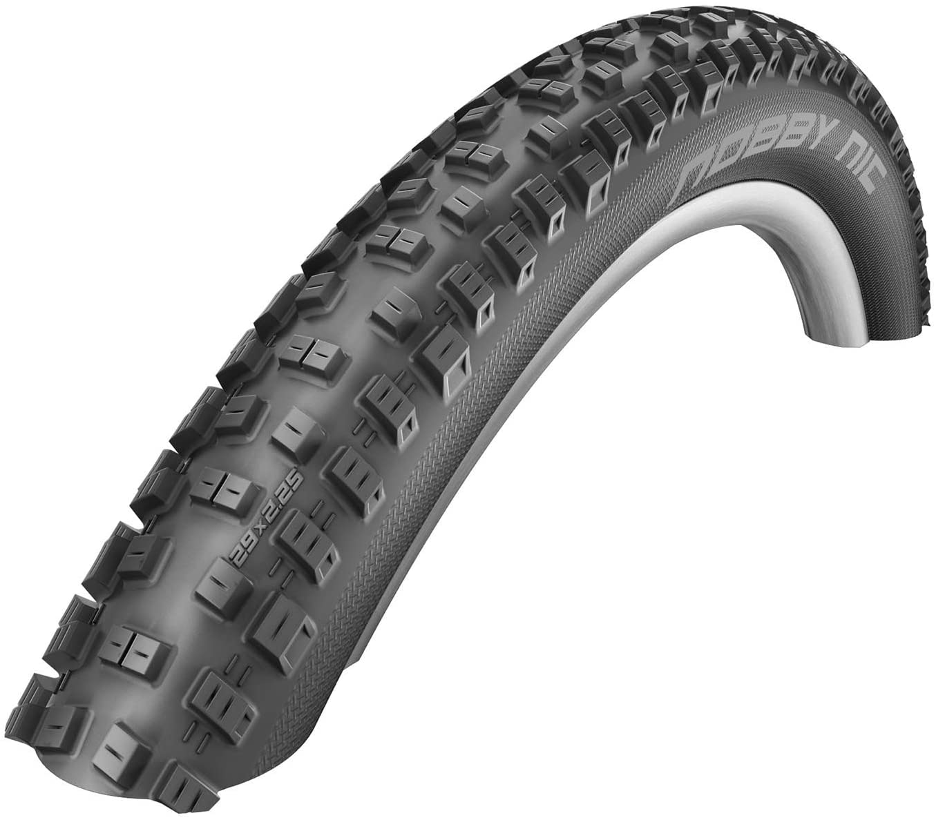 Schwalbe Nobby Nic Snakeskin Tubeless Easy Tire - 26in EVO, PaceStar, 26x2.25