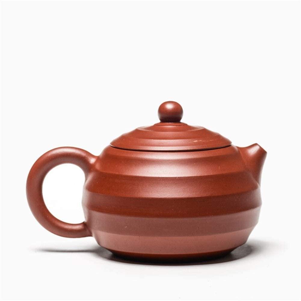 Bin Zhang Teapot, teapot ore (Color : Red)